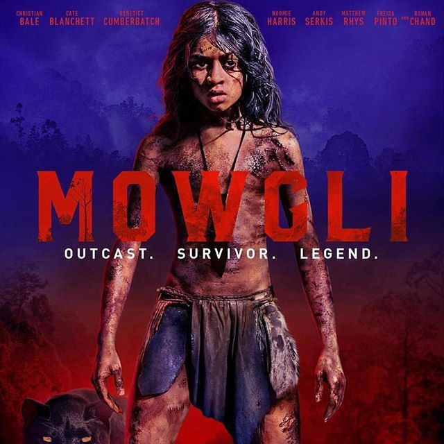We're always proud to see south Asians make it mainstream!! So hyped to see @rohan_chand as Mowgli!! — #southasian #hollywood #mowgli #actor #stars #indian #zeetv #movie