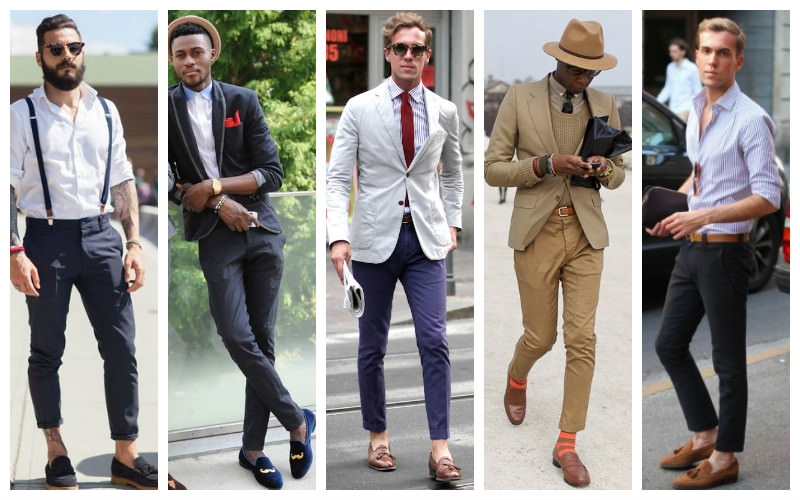 Loafers and boat shoes are a staple of modern fashion. Photo via trends4us.com
