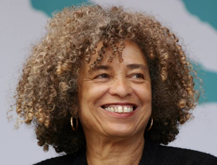 Angela Davis is an iconic civil rights activist.
