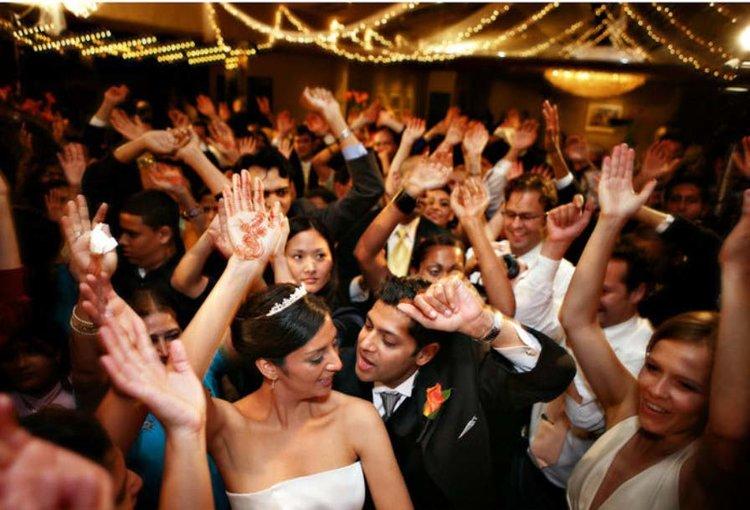 DJ Services — the Wedding Djay