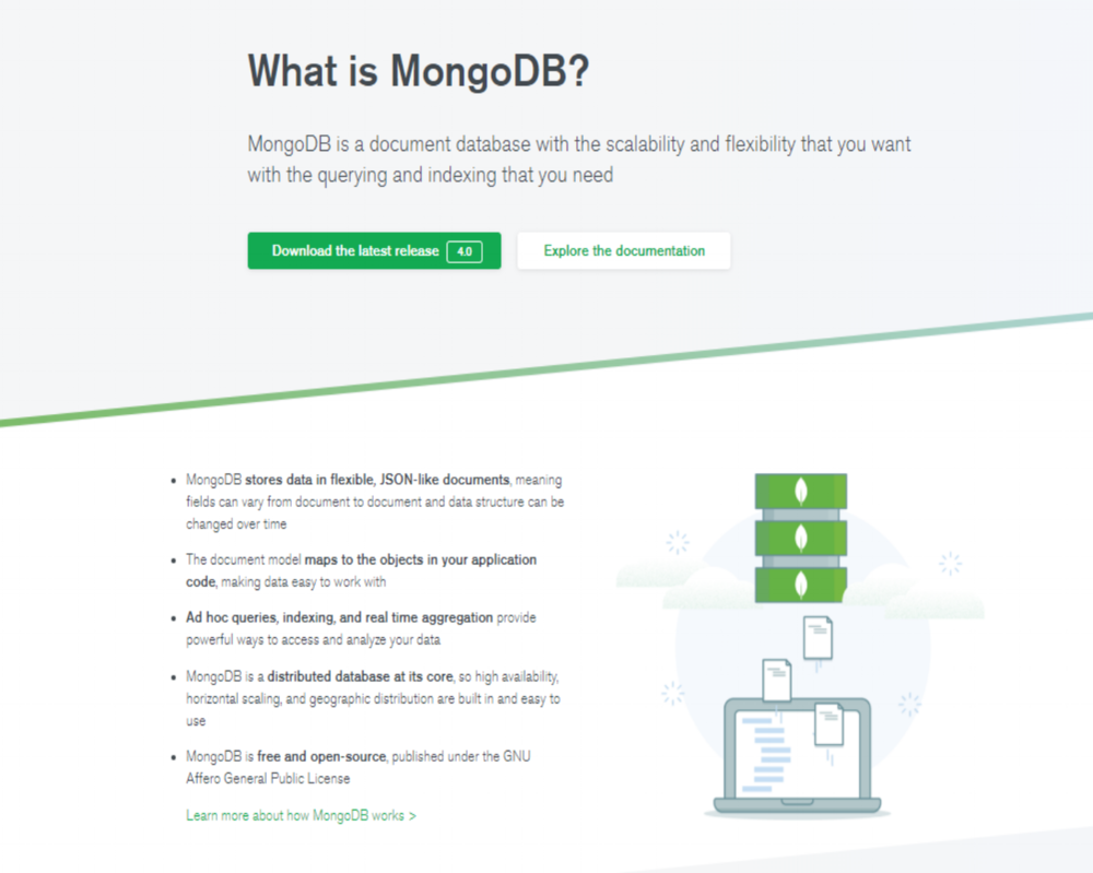 MongoDB - business insider / Morgan stanley - only 3 companies will sustain hypergrowth