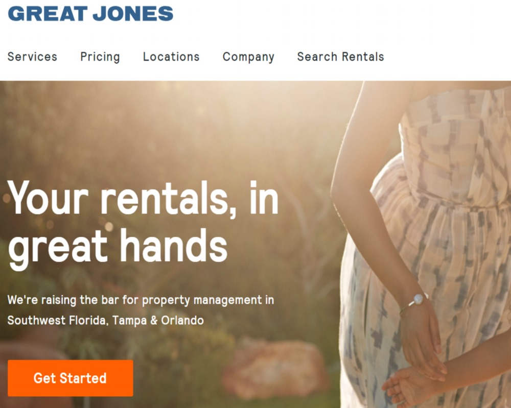 GREAT JONES - NEWS PRESS - gREAT JONES DISRUPTING THE RENTAL HOME SPACE as an uber for homes