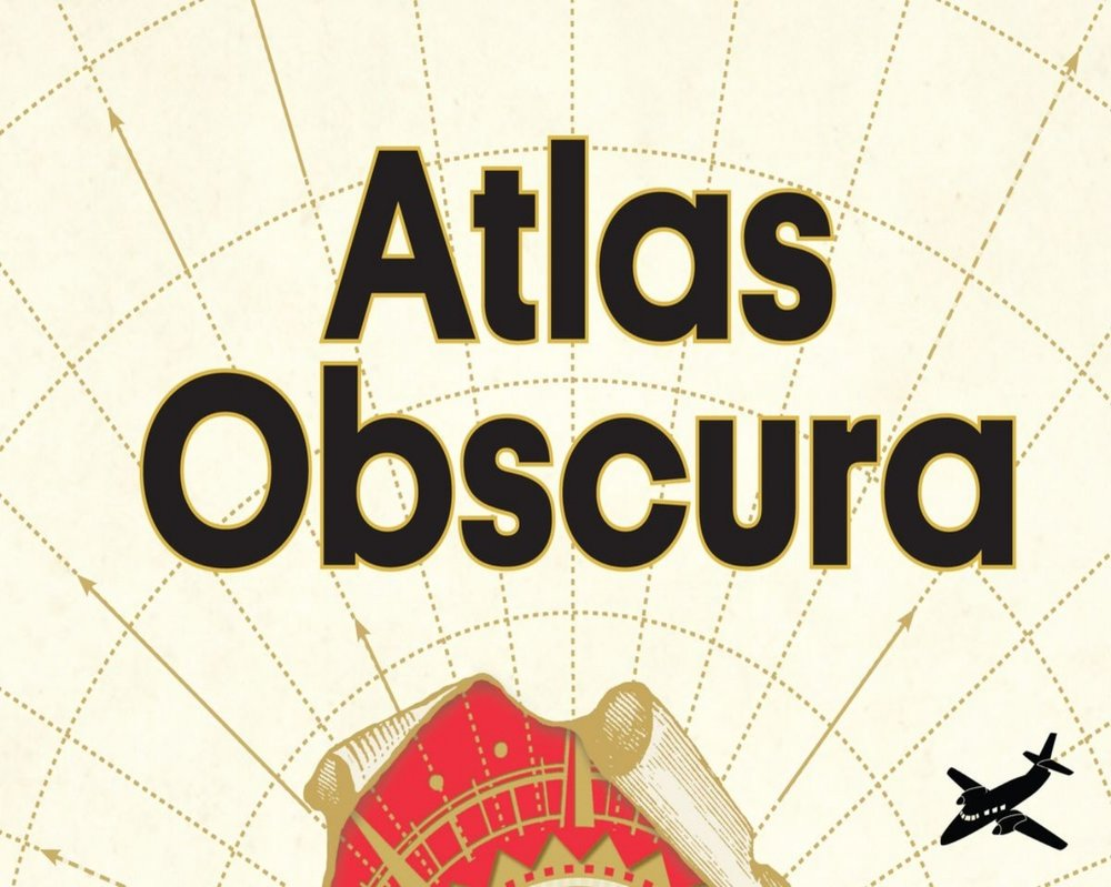 ATLAS OBSCURA - WALL STREET JOURNAL - Atlas Obscura expands after Round Led by A+E Networks