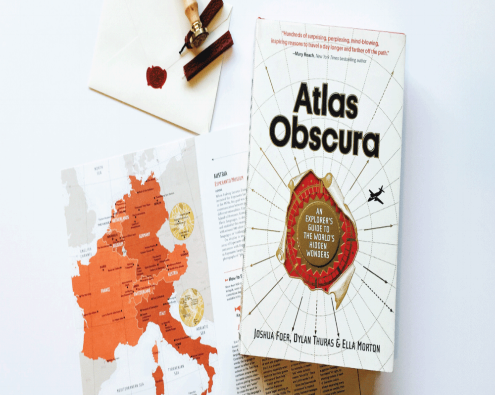 ATLAS OBSCURA - SKIFT - Atlas Obscura becomes the National Geographic of the Digital Age
