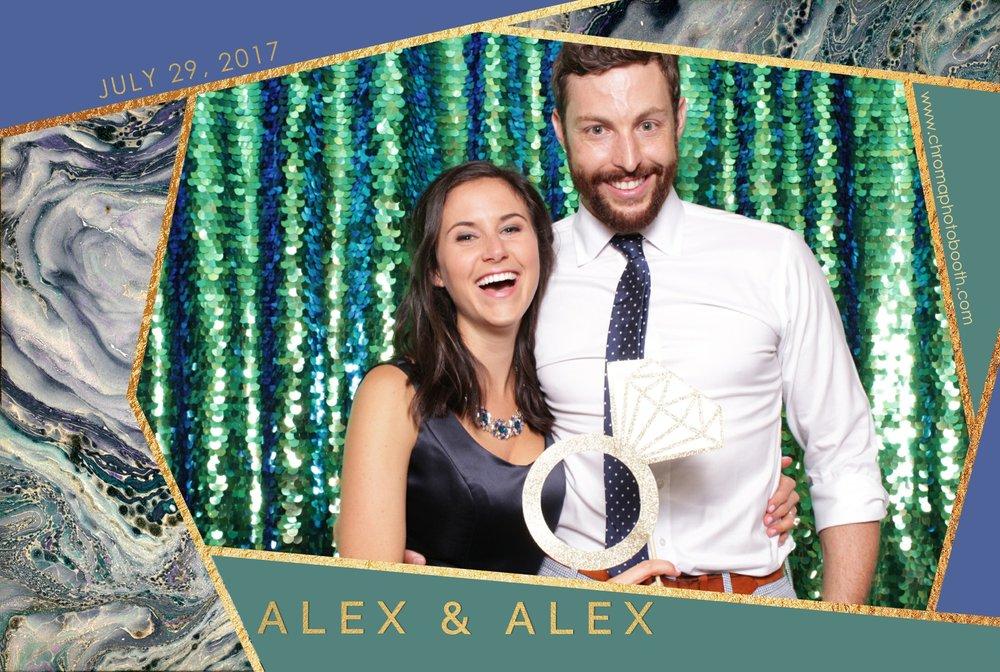Chroma Photobooth - wedding
