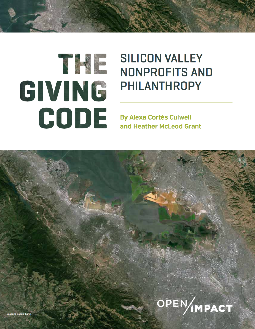 The Giving Code - by Alexa Cortés Culwell & Heather McLeod GrantOpen ImpactJanuary 27, 2017