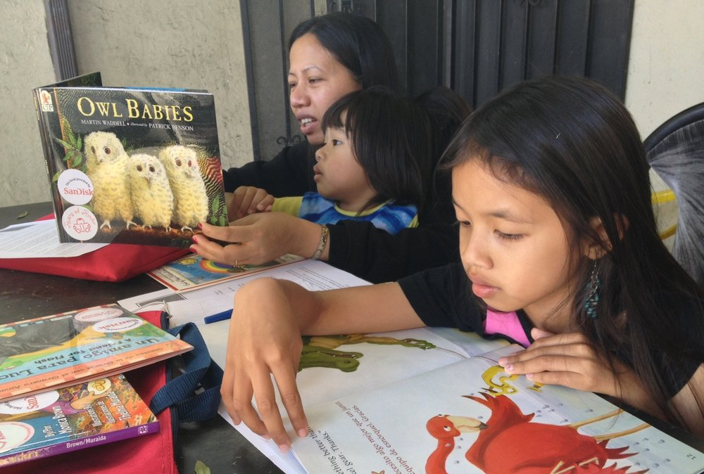 Reading Partners  - Reading Partners connects trained volunteers with Cesar Chavez students to build strong reading skills to increase academic success in school. You can be a mentor, a leader, and a friend to a student.