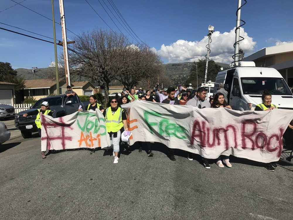 Young Students Walk Out to Protest School District Corruption - by Matthew RendaCourthouse News ServiceMarch 8, 2018