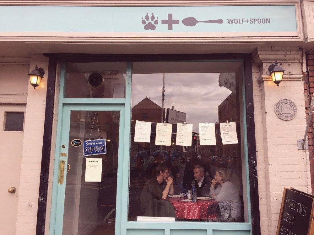 Wolf + Spoon in Dublin, Ireland