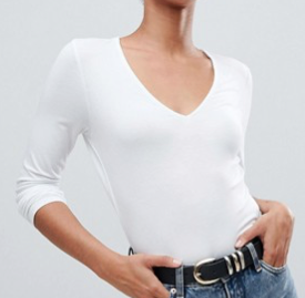 Ultimate Top with Long Sleeve and V-Neck .png