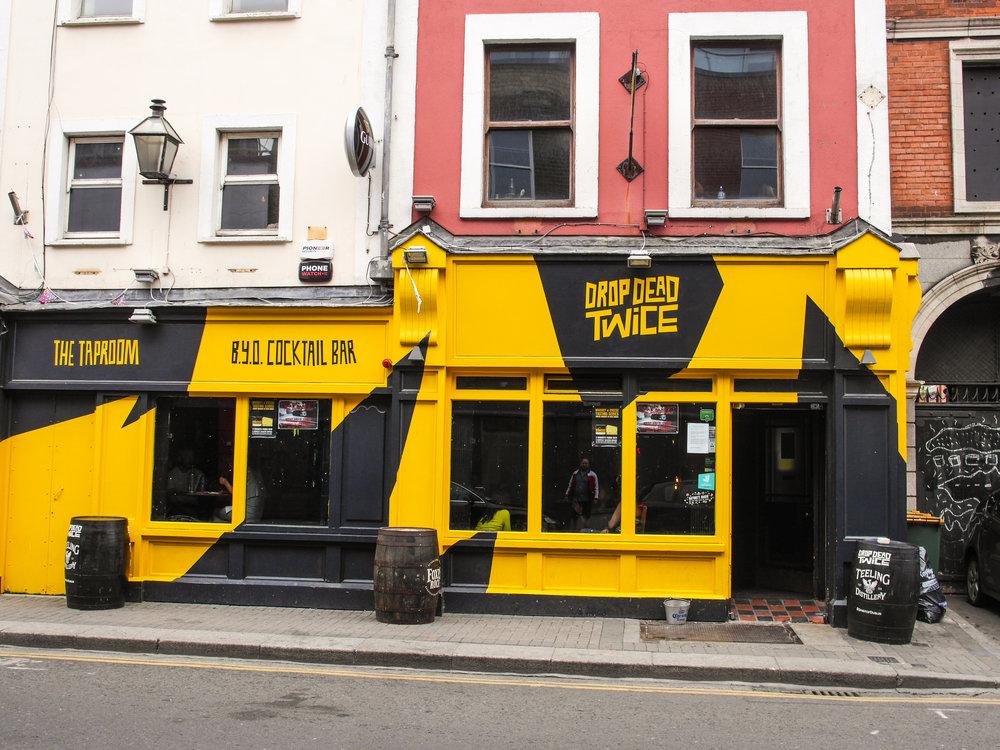 Drop Dead Twice in Dublin, Ireland