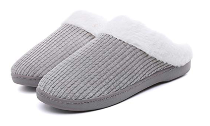 Ladies' Slippers House Shoes.png