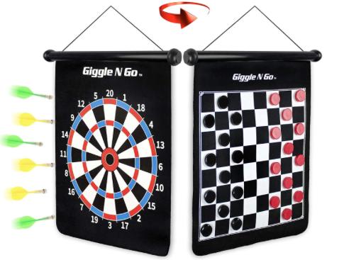 GIGGLE N GO Magnetic Dart Board Game.png