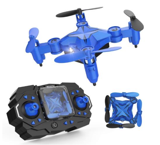 DROCON Scouter Foldable Mini RC Drone .png