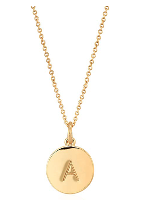 Kate Spade New York Gold-Tone Alphabet Pendant Necklace.png