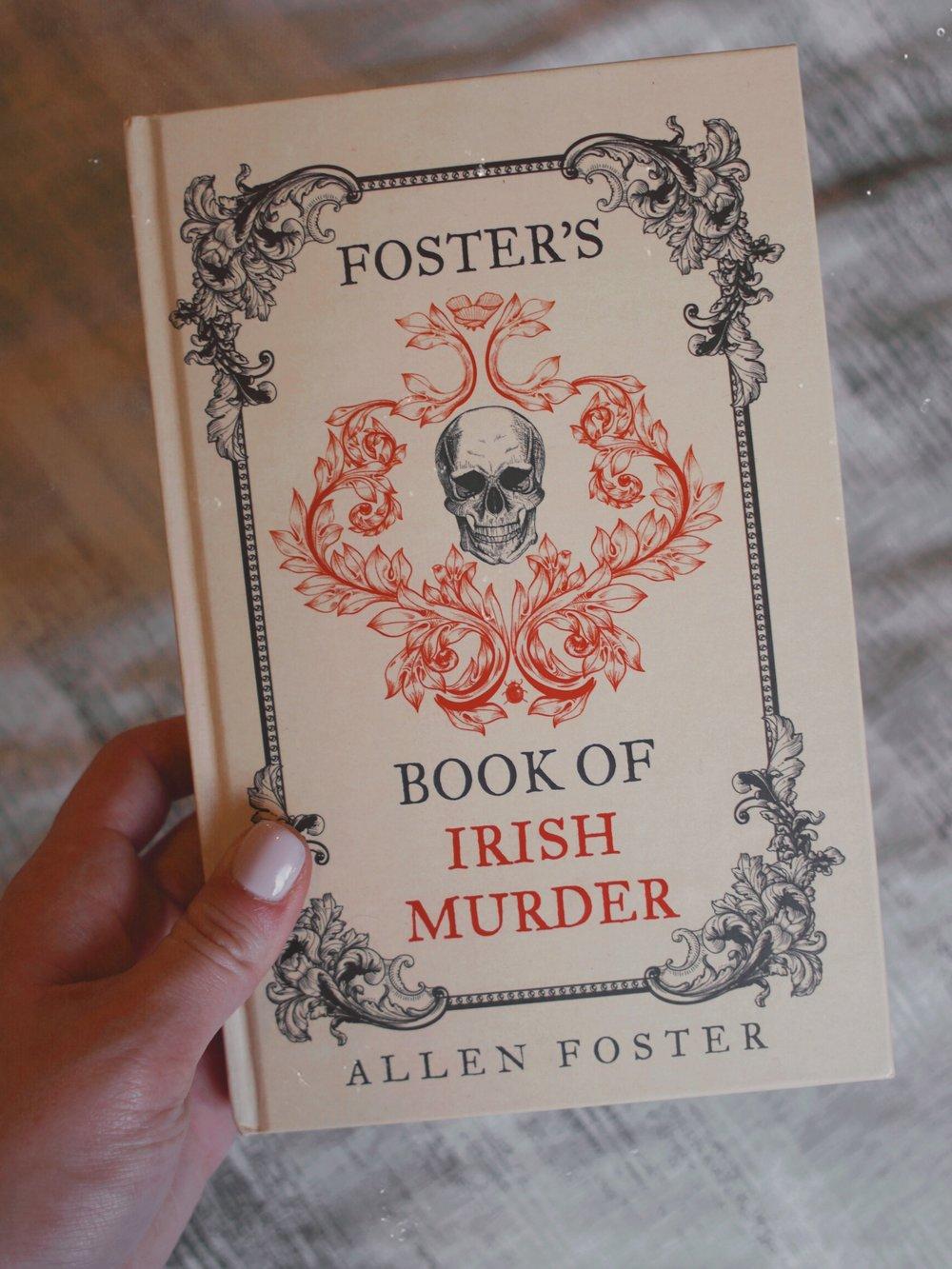 Foster's Book of Irish Murder