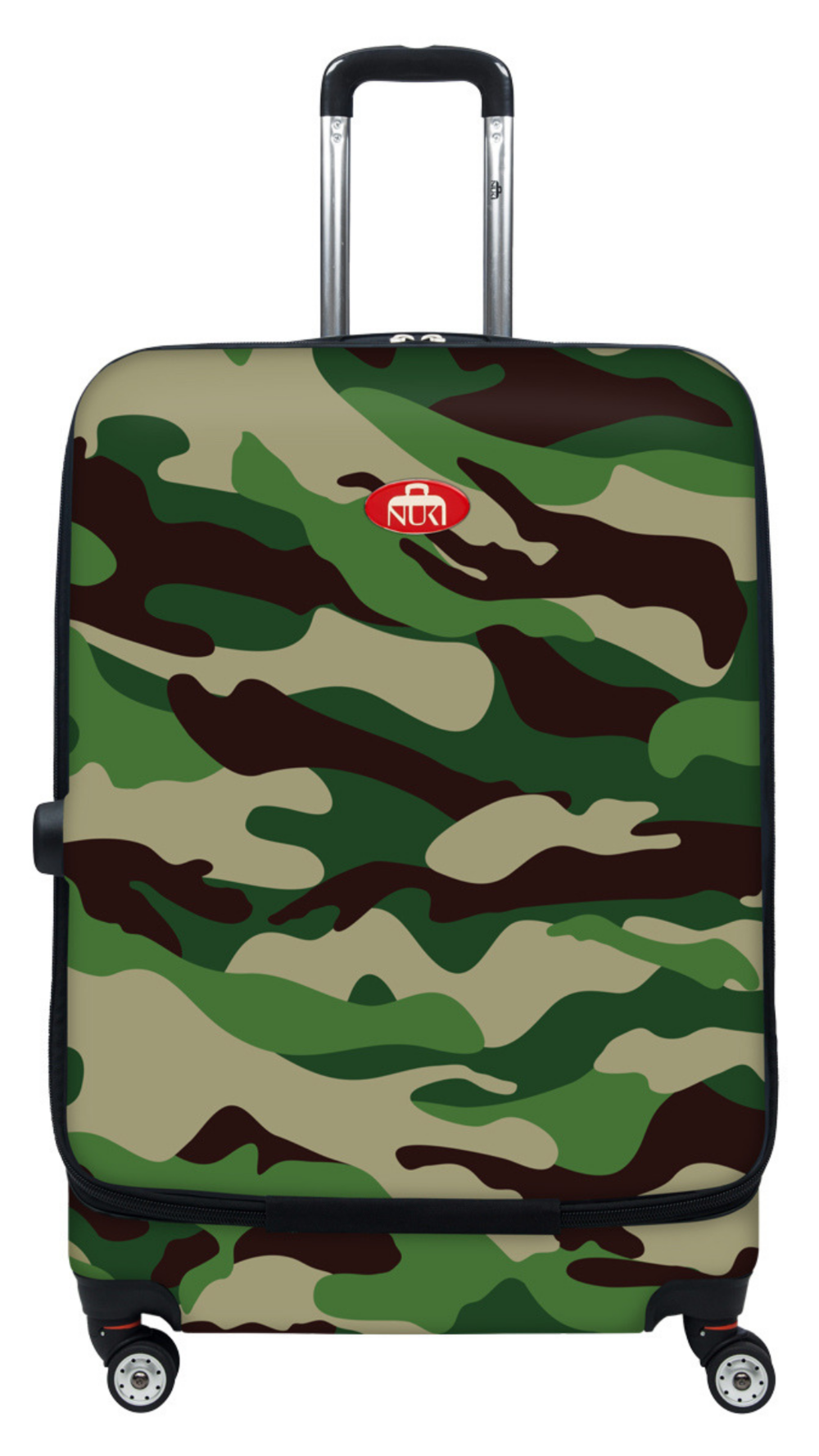 Green Camoflauge - Carry-On 20