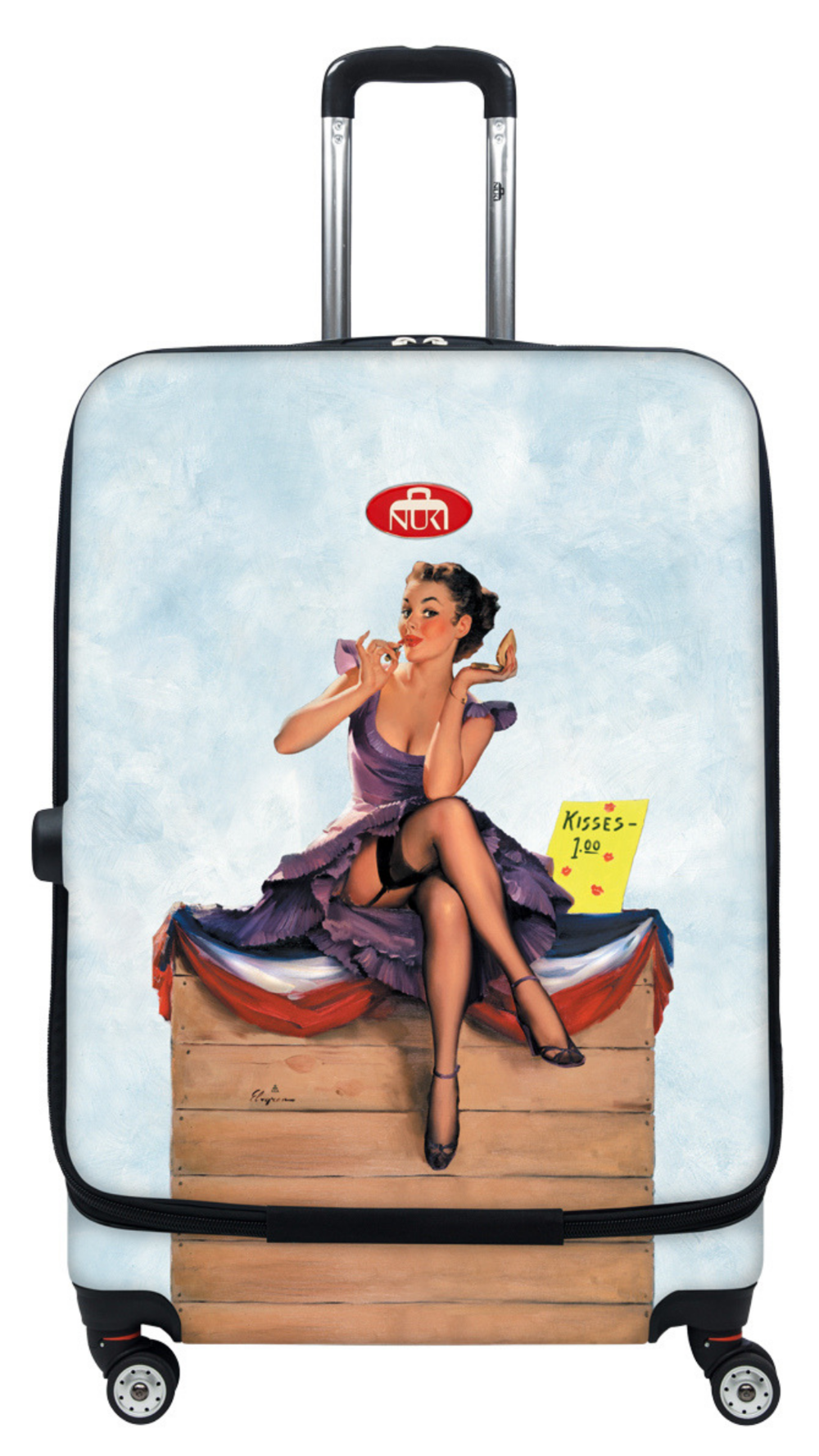 Kisses Pin-Up - Carry-On 20