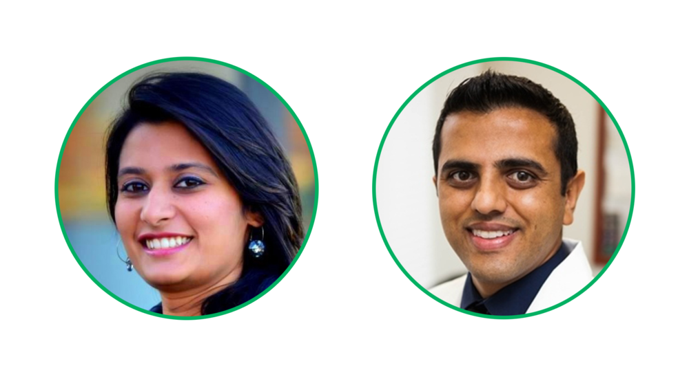 Dr. Aarti Lala & Dr. Bhadresh Makani
