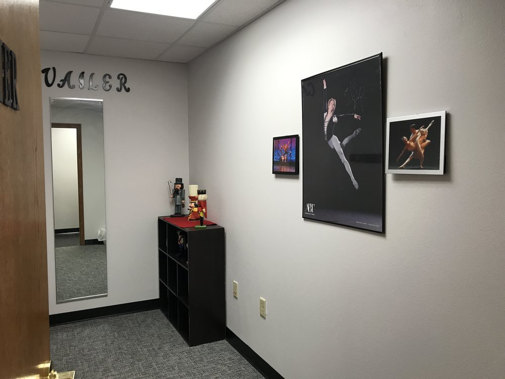 The boys dressing room at the Madison location 2605 South Stoughton Road Madison.