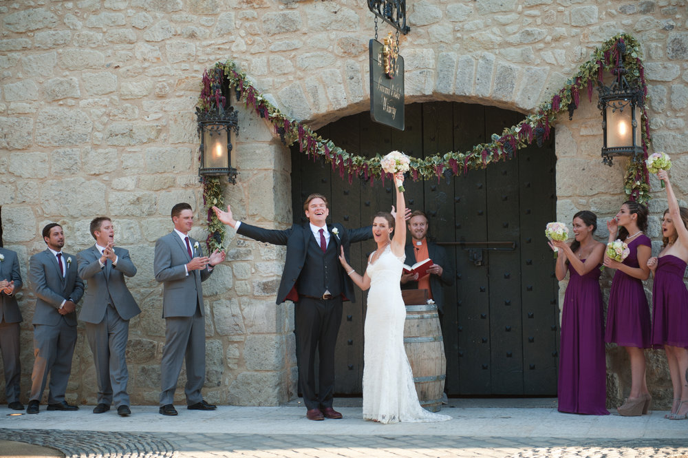 Romance, history unite at Buena Vista wedding -