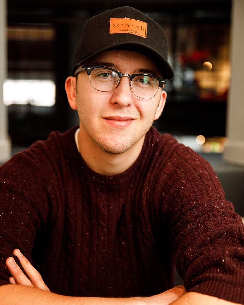 Colton McKee - LEAD EDITOR | CAMERA OPERATOR
