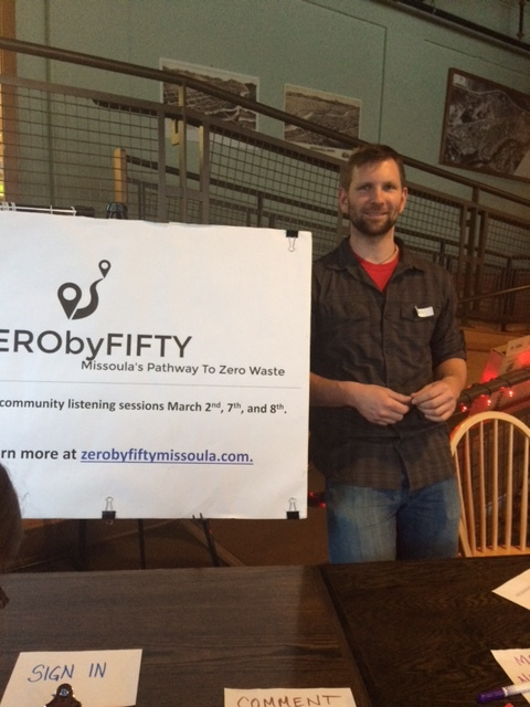 Community education by Sean with the   Zero by Fifty   plan.