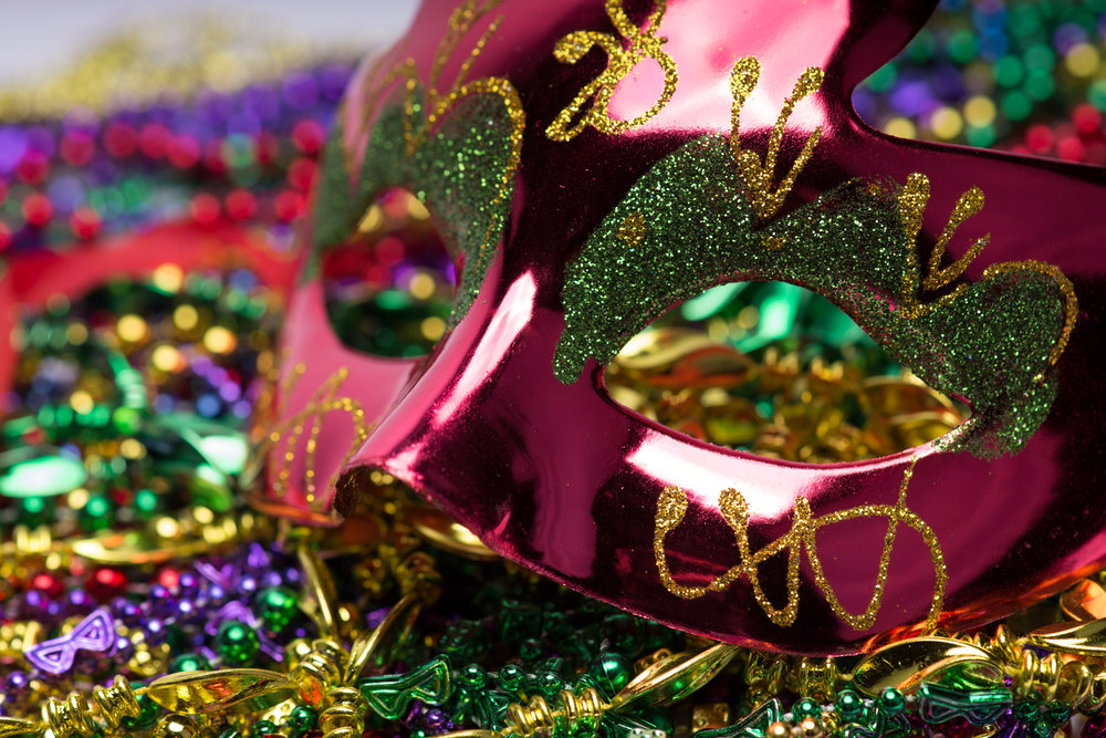Mardi Gras. - Mardi Gras. Hedonism gone wild. Well, that's what the rest of the world thinks about Carnival season in Louisiana. But, truth be told, that crazed hedonism is the pinnacle, the very top of the decadence mountain. And it's a gradual slope with a very steep upswing at the end.But that build up, though.