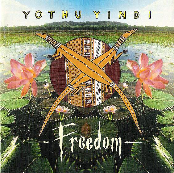 Yothu Yindi with Neil Finn - Dots On The Shells (1993)