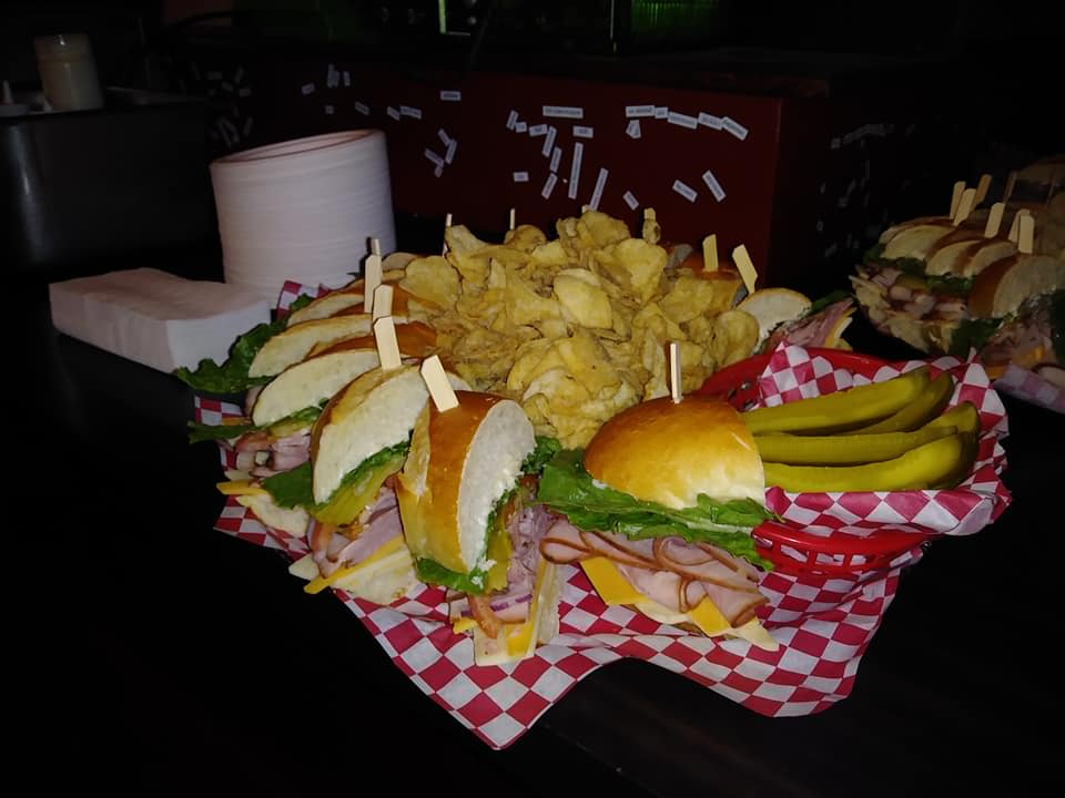 Sandwich Platter $50