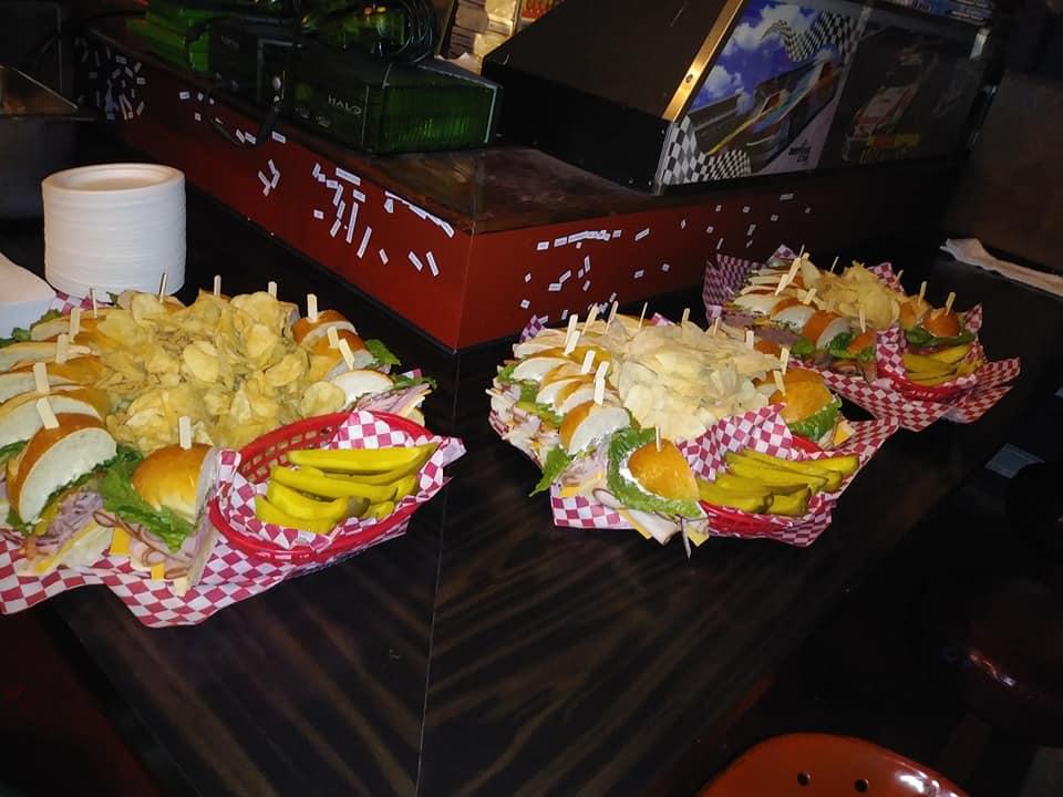 Sandwich Platter $50 each