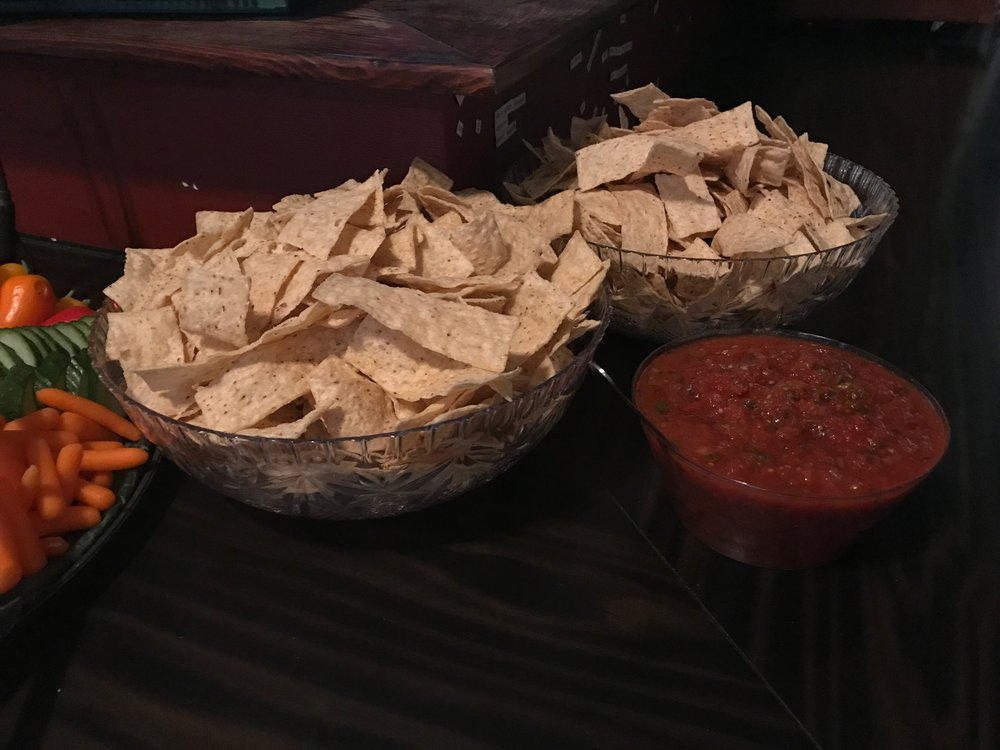 Chips and Salsa $10