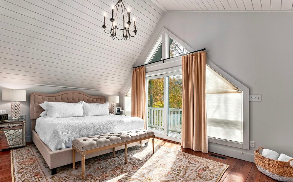 PACKAGE 2 - MASTER SUITE W/ PRIVATE BATH   Features:Private Bath,Mountain Views,Air Conditioning,King Size Bed