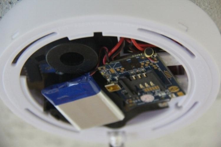 Avisius GSM Bug in Smoke Detector.JPG