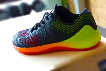 The Reebok Nano 7 - CrossFit shoe