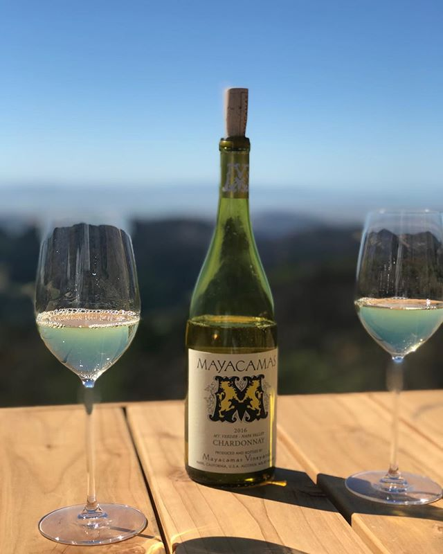 This all-encompassing, heart-stirring view of the valley + sf bay can only be taken in from here- on this mountain, at this winery, and of course with this wine.  #sfwinesociety