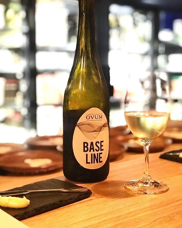 This bone-dry, elegant and complex Riesling by @ovumwines is one of the most compelling and interesting rieslings we've ever had. We see you, Oregon. 👀  #singlevineyard #locallygrown #sfwinesociety