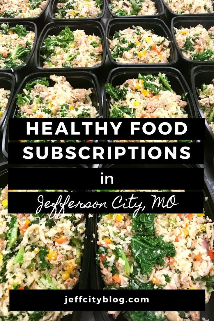Healthy Food Subscriptions JCMO