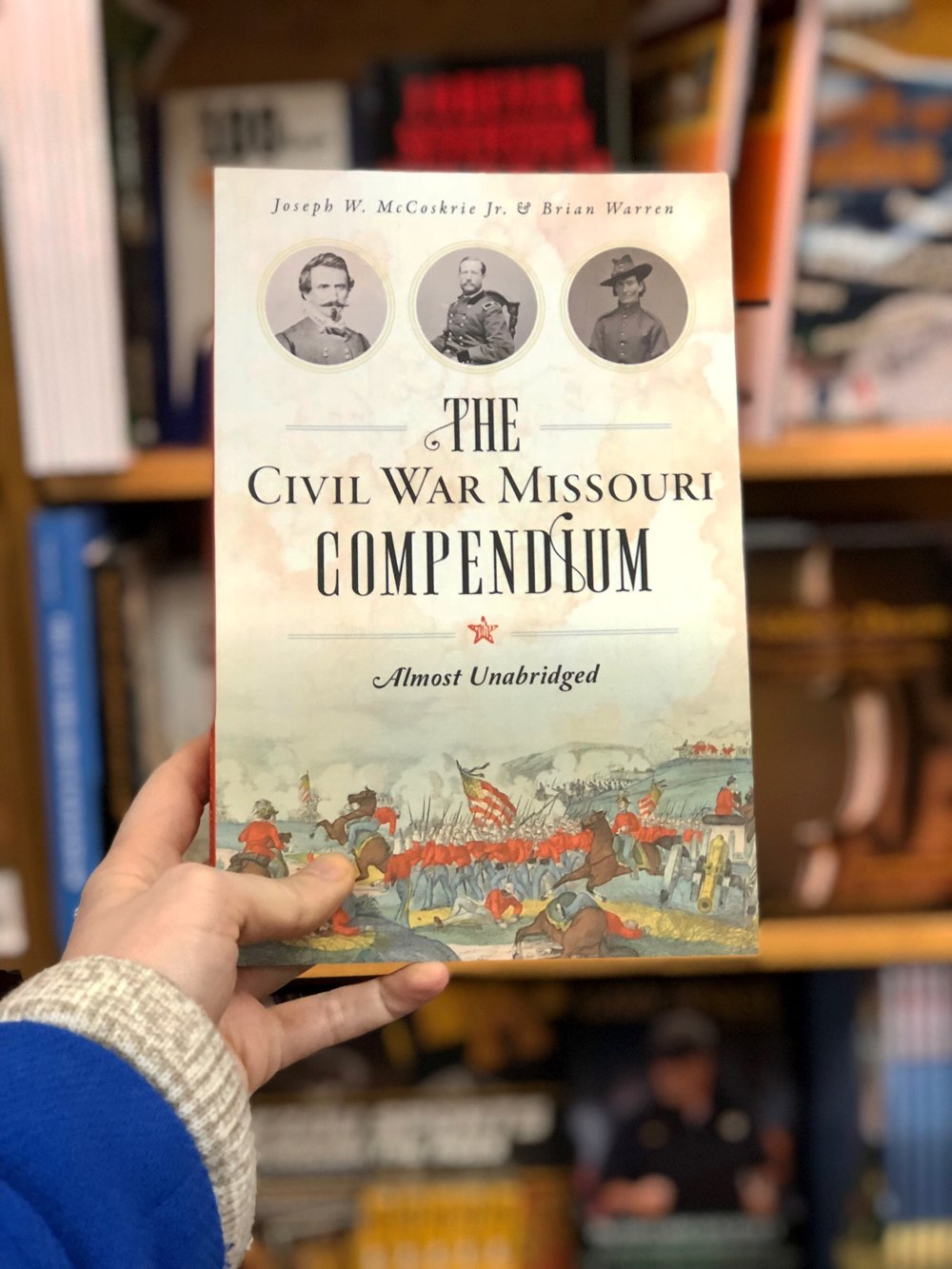 Missouri Author Book Review