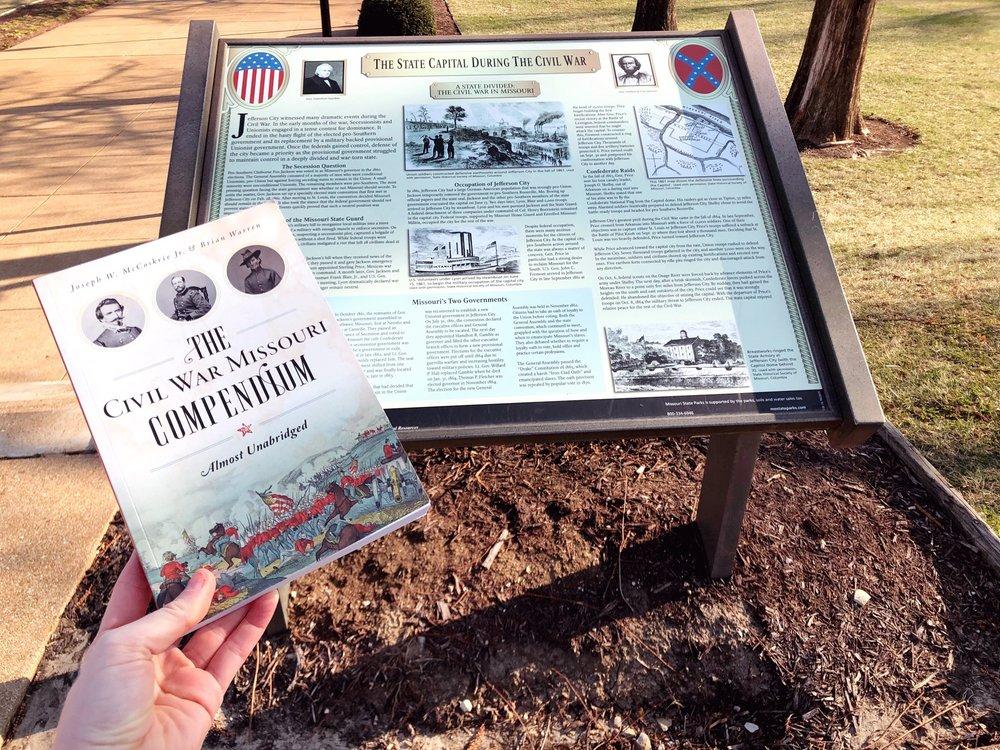 Missouri Civil War History