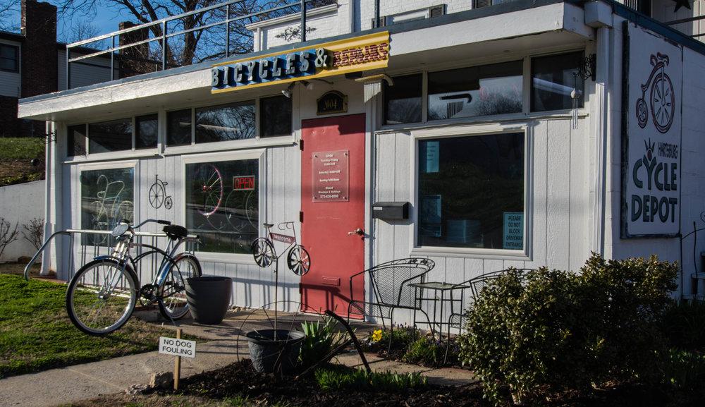 Hartsburg Cycle Depot