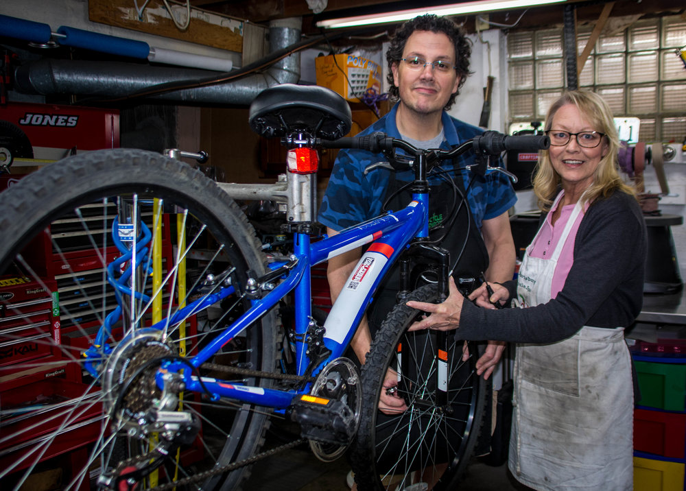 Hartsburg Cycle Depot Owners