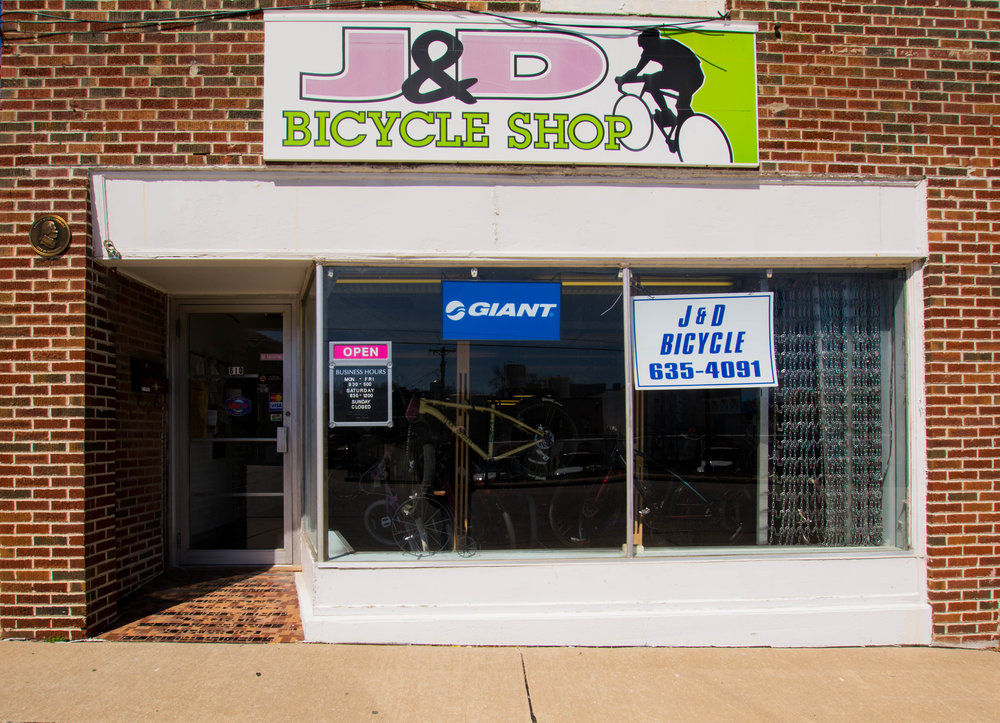 J&D Bike Shop