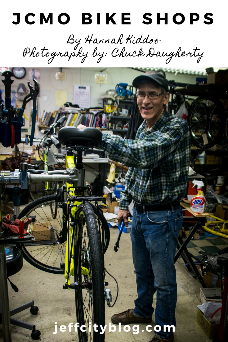 Jeff City Bike Shops