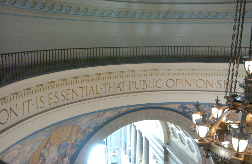 Whispering Gallery Missouri State Capitol