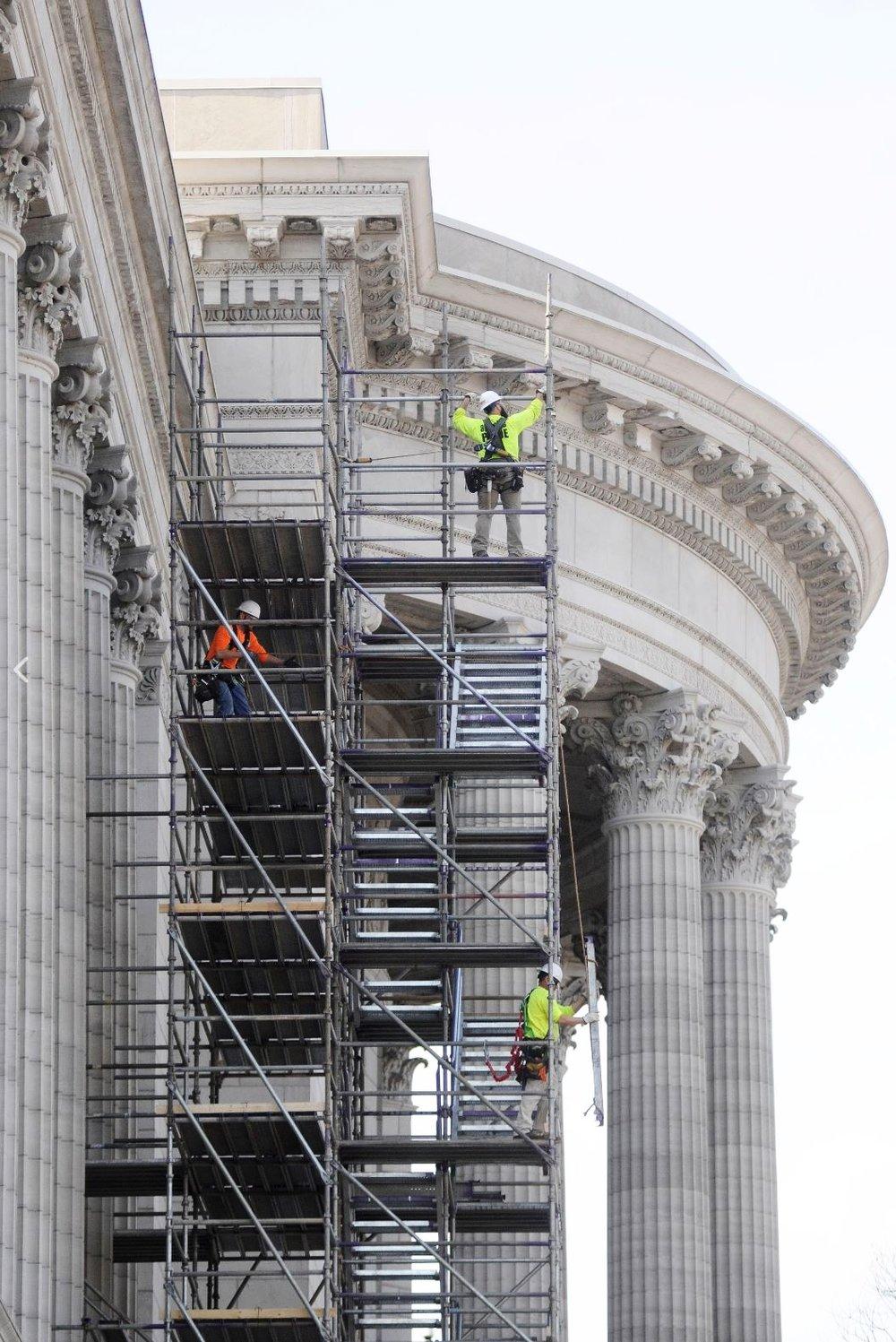 Missouri State Capitol Renovations