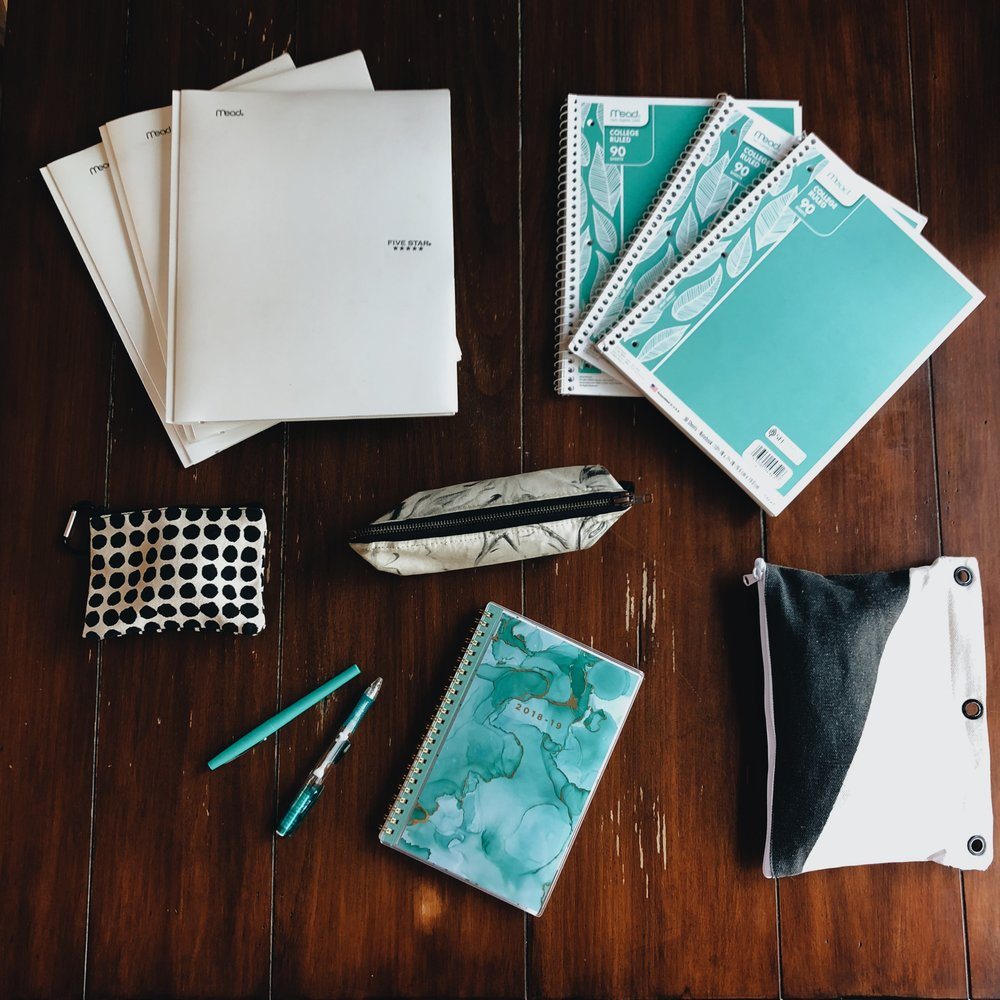 Tips-For-School-Organize-Yourself