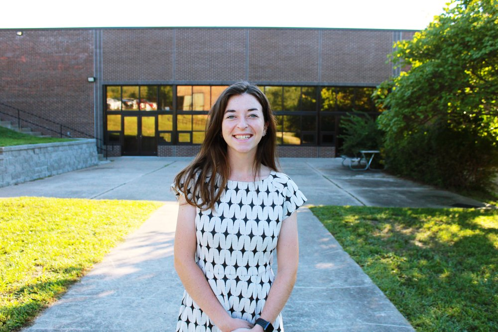 Kelsey Schrimpf, Community Program Coordinator