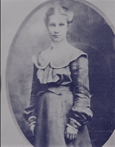 Anna Roti Thompson, our mother's mother.  She was a very strong person.  Raised eleven children under difficult circumstances on a North Dakota farm with little help from her husband.  Among those children was Lyla Louise Thompson, our mother, who Married James Mathias Schoenberg, our father.