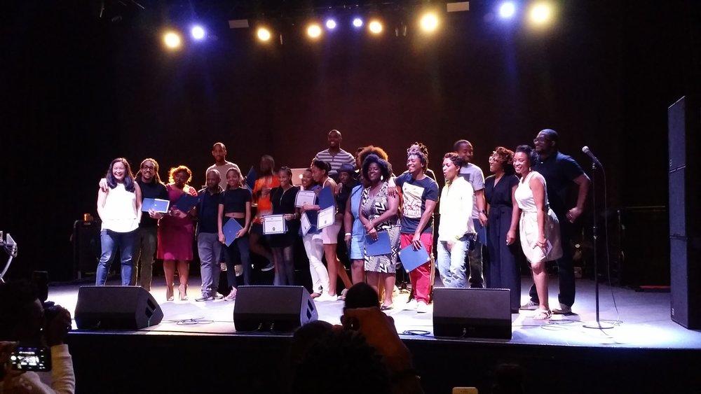 IHHE inaugural cohort -